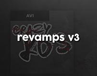 Revamps V3