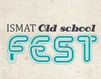 Old School Fest poster