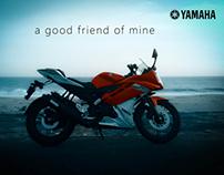 Yamaha Ad concept