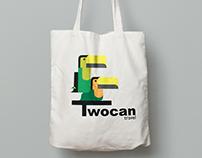TwocanTravel Company Branding
