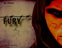 'Fury' Movie Poster