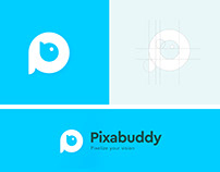 New logo for Pixabuddy