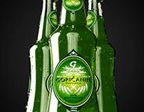 Goričanin beer / parody