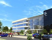 """Budynek Biurowo Usługowy Brynów Center """"Katowice"""""""