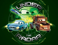 Disney/Pixar Cars style guide - Spring 2013 younger