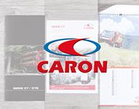 Caron® Trasporter - Graphics & Photography