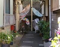 Little Street in Tokyo