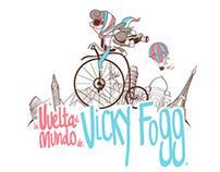 La Vuelta al Mundo de Vicky Fogg