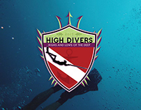Diver's Crest | Graphic Design