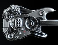Corvette Stratocaster