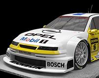Opel Calibra DTM Team Joest