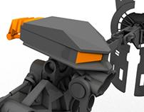 Lego Bionicle - Toa Nuparu