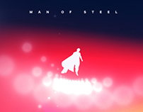 Man of Steel Minimalist