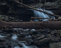 Cloudland Canyon State Park (Hemlock & Cherokee Falls)