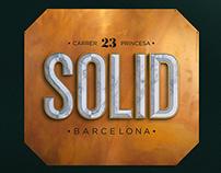 SOLID Restaurant Barcelona