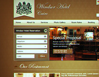 Windsor Cairo Website