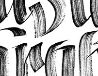 lettering_Ruslan Varabyou