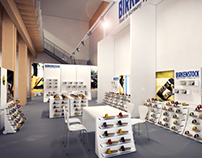 Shop Concept Birkenstock Headquarter