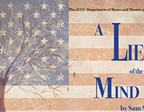 Lie of the Mind Theatre Poster