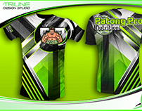 Patong Pro Nutrition Sublimated Tshirt