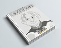 DR. A.P.J Abdul Kalam (Cover and Illustration Design)
