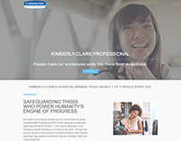 KCP Landing Page on Vallen eCommere site