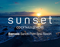 Hotel Barceló Sancti Petri, Sunset – Imagen corporativa