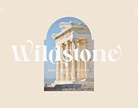Wildstone – Ligature Serif Typeface