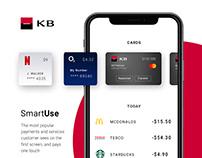 KB Bank Application