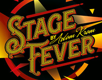 Stage Fever - logo
