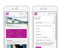 KLIA Ekspres - Mobile Version