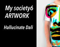 Hallucinate Dali