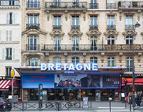 Cinéma Bretagne - Paris
