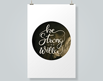 Strong like Willa poster