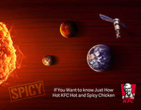 If You Want to know Just How Hot KFC Hot and Spicy Chic