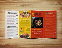 Professional brochure designing services