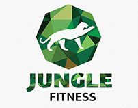 Logo for Jungle Fitness