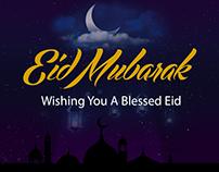 Eid Banners
