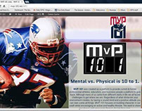 MVP-101 logo and website