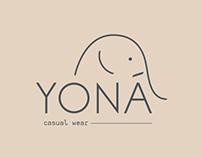 Loja Yoná - Logo