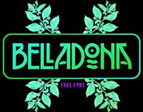 BELLADONA | Free Font