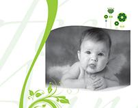 Célébration à la vie - Carton invitation