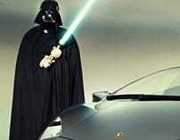 Lamborghini Vader KMh