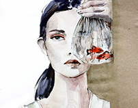 Fashion illustration vol.2