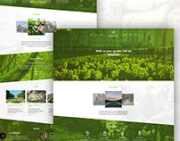 Garden Stars - Website