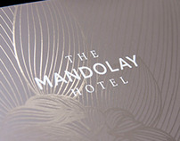 The Mandolay Hotel Rebrand