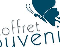 Coffret Souvenirs - Image d'entreprise