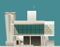 Studying Le Corbusier as an illustrator