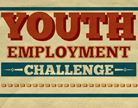 Youth Employment Challenge Banners