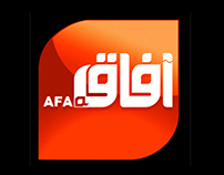 AFAQ Satellite Channel Logo